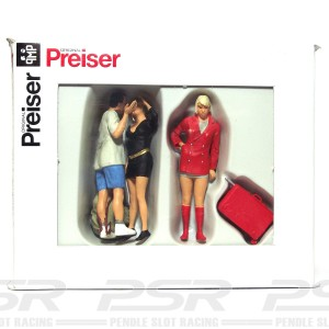 Preiser On The Platform PZ-63081