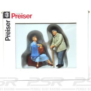 Preiser Travelling Women PZ-63093