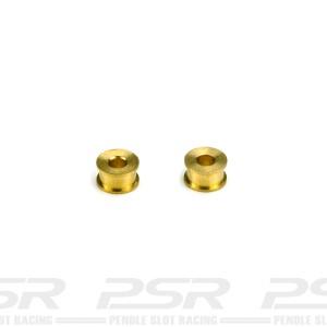 Falcon Slot Brass Bearings 2.4mm x2