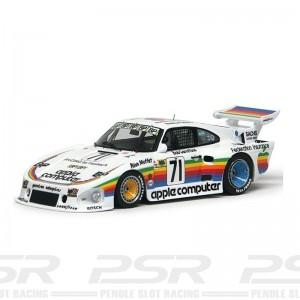 Racer Porsche Kremer 935 K3 Apple Le Mans 24hrs 1980