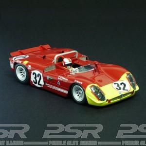 Racer Alfa Romeo T33/3 Sebring 12h 1970 No.32 RCR60B