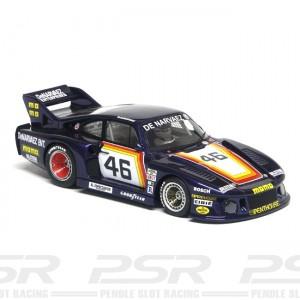 Racer Porsche Joest 935J IMSA Road America 1981 RCR62