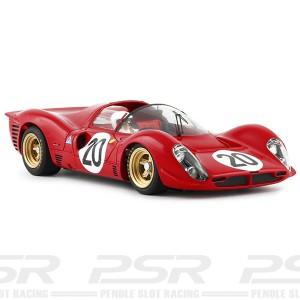 Racer Ferrari 330 P4 No.20 Le Mans 1967