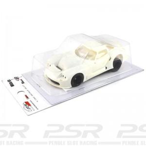 RevoSlot Marcos LM600 GT2 White Kit