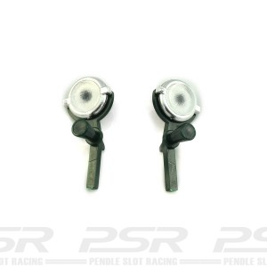 RUSC C64 Bentley Green Headlamp Stalks