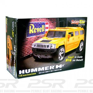 Revell-Monogram Hummer H2 Yellow Kit RM-4666