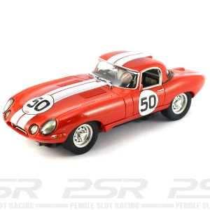 Revell-Monogram Jaguar E-Type No.50 Red