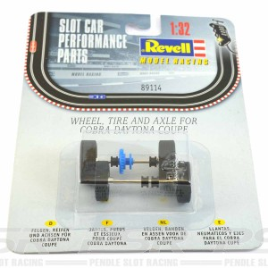 Revell-Monogram Cobra Axle Kit