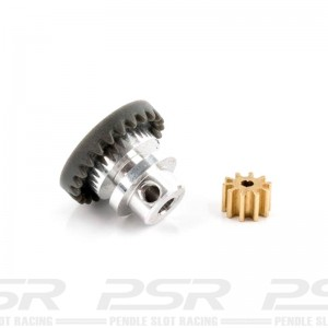 SRC Gear Set 24z / 10z F1 Inline Alloy