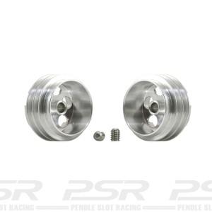 Thunder Slot Aluminium Rear Wheels 15.85x9.5mm