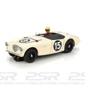 Racing Replicas Austin Healey 100 Cream