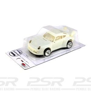 RevoSlot Porsche 911 GT2 White Kit B