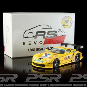 RevoSlot Marcos LM600 GT2 No.81 Valvoline