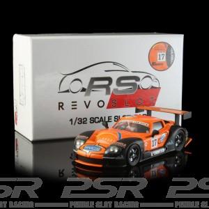RevoSlot Marcos LM600 GT2 No.17 Eurotech