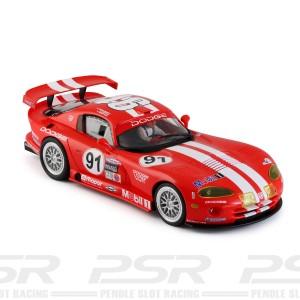 RevoSlot Dodge Viper GTS-R Red No.91