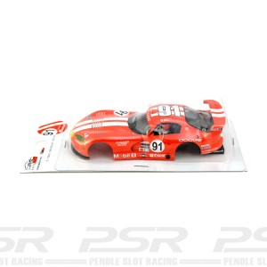 RevoSlot Dodge Viper GTS-R No.91 Body