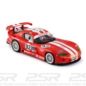 RevoSlot Dodge Viper GTS-R Red No.92
