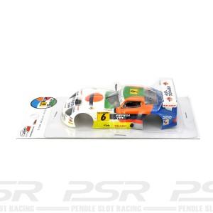 RevoSlot Marcos LM600 GT2 No.6 Body