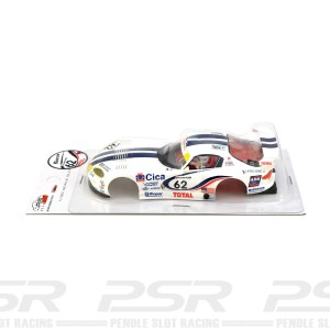 RevoSlot Dodge Viper GTS-R No.62 Body