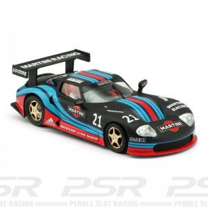 RevoSlot Marcos LM600 GT2 No.21 Martini Black