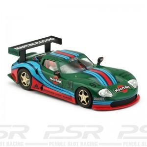 RevoSlot Marcos LM600 GT2 No.91 Martini Green
