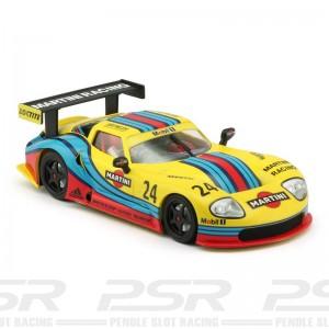 RevoSlot Marcos LM600 GT2 No.24 Martini Yellow