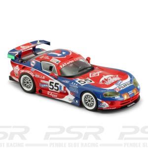 RevoSlot Dodge Viper GTS-R No.55 Le Mans 2001