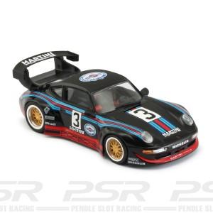 RevoSlot Porsche 911 GT2 No.3 Martini Black
