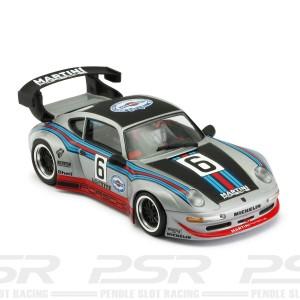 RevoSlot Porsche 911 GT2 No.6 Martini Silver
