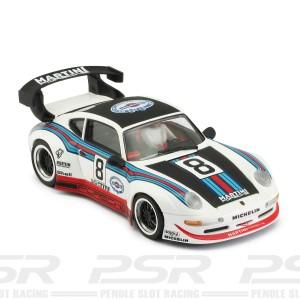 RevoSlot Porsche 911 GT2 No.6 Martini White