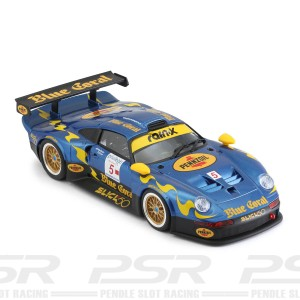 RevoSlot Porsche 911 GT1 No.5 Blue Coral