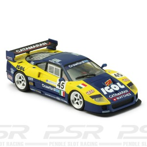 RevoSlot Ferrari F40 Igol No.45