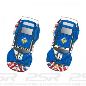 RevoSlot Porsche 911 GT2 Sonauto Twin Pack - Advance Information