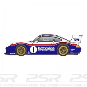 RevoSlot Porsche 911 GT2 No.1 Rothmans - Advance Information