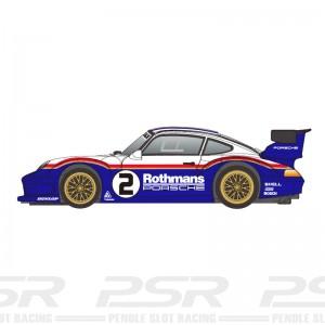 RevoSlot Porsche 911 GT2 No.2 Rothmans - Advance Information