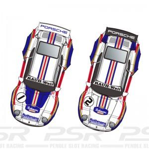RevoSlot Porsche 911 GT2 Rothmans Twin Pack - Advance Information