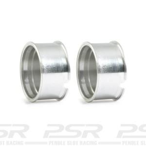 RevoSlot Front Aluminium Wheels Viper/Supra