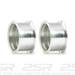 RevoSlot Rear Aluminium Wheels