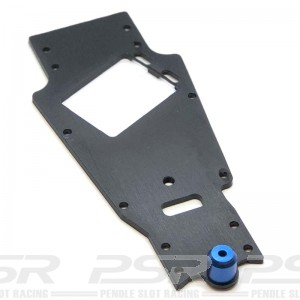 RevoSlot Marcos LM600 Aluminium Chassis Plate