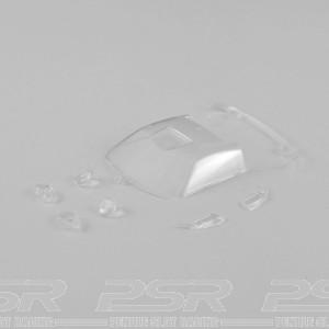 RevoSlot Porsche 911 GT1 Clear Parts