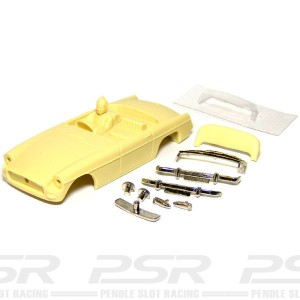 MGB Detailed Resin Kit RSB56