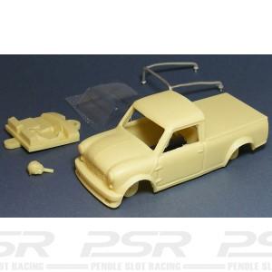 Mini Racing Pick-up Resin Kit RSB63