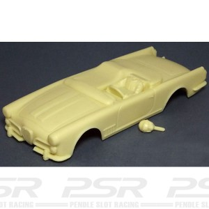 Alfa Romeo Spyder Basic Resin Kit RSB73