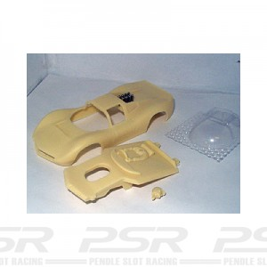 Chaparral 2D Resin Kit RSB88