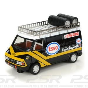 Avant Slot Van Fiat 242 Van Esso Grifone