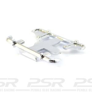 RUSC C83 Sunbeam Tiger Bumpers Chrome