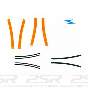 RUSC Nose Electra P4 Panther Europa Vee Decals