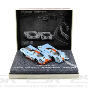 Slotwings Porsche 917K Gulf Spa 1970 Collection