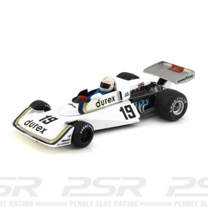 Fly Surtees TS19 No.19 Durex Monaco GP 1976