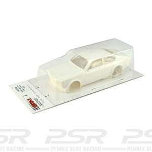 BRM Opel Kadett GT/E White Body Kit B - 1:24th Scale